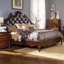 King Bed Leather Headboard by 31 Best Bedrooms Images On Pinterest Bedroom Bedroom Furniture