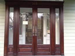 Refinish Exterior Door Marvellous Steps To Refinish Front Door Images Ideas House