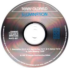 cd album terry oldfield illumination a celtic blessing new