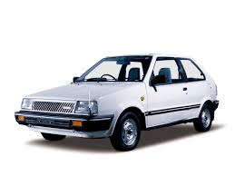 nissan micra super turbo stock image of a nissan micra k10 micra sports club