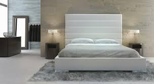 King Platform Bed With Upholstered Headboard by Modloft Prince King Bed Md319 K Official Store