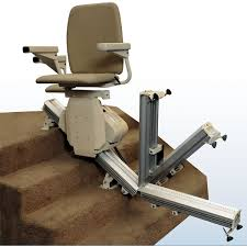 Power Chair With Tracks Stair Lift From Harmar Mobility