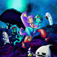 run run rottytops by gagaman92 indie game fan art pinterest