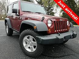 2009 jeep rubicon for sale used 2009 jeep wrangler rubicon for sale in baraboo wi near