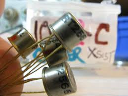 small orders of transistors ics and capacitors and more quality