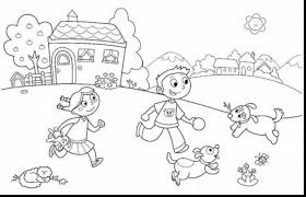 beautiful spring coloring pages with fun coloring pages