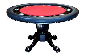 Poker Table Chairs With Casters by Bedroom Likable Bbo Poker The Nighthawk Round Table Set Dining