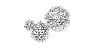led suspended lighting fixtures suspension light intricate led lights creates ethereal l