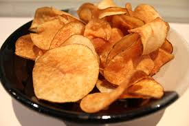 healthy homemade potato chips gf the healthy hubby