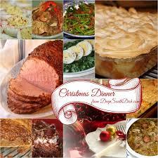 Lunch Buffet Menu Ideas by Best 25 Christmas Dinner Menu Ideas On Pinterest Christmas