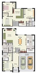 baby nursery tri level floor plans Laguna Home Designs In