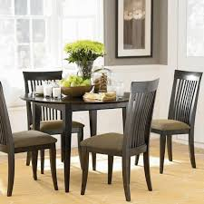 Round Dining Room Tables For 4 by Dining Room Table Ideas Grey Wood Dining Table Dining Chair Set Of
