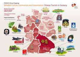 Weimar Germany Map by Consumption Culture Communism China Mapping Publications