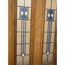 victorian glass door panels sd036 victorian edwardian original art deco stained glass
