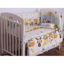 2017 real 5pcs baby bedding set mickey minnie mouse 120 65cm crib