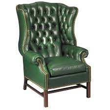 williamsburg tufted wing chair armchairs seating furniture