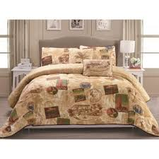 travel themed bedding wayfair