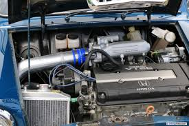 Ford Explorer Engine Swap - 1966 riley elf mkii with honda b16a engine swap