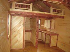 Plans For Building Log Bunk B by Small Cabin Interiors Cabin Interior At Blsp Camping