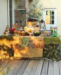 Backyard Campout Ideas Camp Out Birthday Party Ideas 10th Birthday Camping And Birthdays
