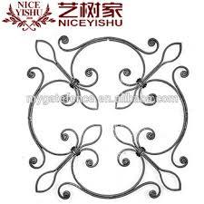 india antique metal luxury wrought iron fence decoration modern