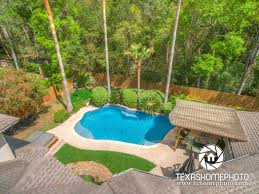 aerial drone photos 34 lost pond cir the woodlands tx 77381 thp