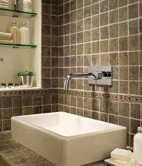 Tiled Wall Boards Bathrooms - bathroom designs ceramic tile stainless steel wall mount shower