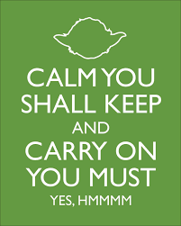 Stay Calm Meme - keep calm disney viralread 盪 attack on star wars day