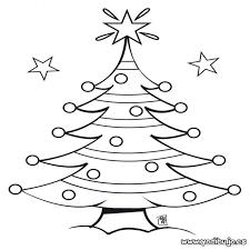 imagenes de navidad para colorear online dibujos para colorear arbol de navidad con estrellas es colorear
