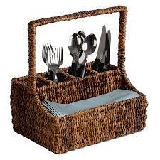 kitchen walmart silverware silverware caddy utensil drawer