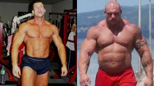 Rene Meme Bodybuilding - morgan aste transformation from 22 to 35 years old youtube