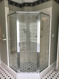 carolina charm master bathroom renovation the shower