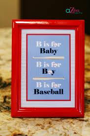 baseball baby shower ideas baseball baby shower a to zebra celebrations