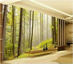 aliexpress com buy custom mural picture 3d room wallpaper nature aliexpress com buy custom mural picture 3d room wallpaper nature forest landscape decoration painting 3d wall murals wallpaper for walls 3 d from reliable
