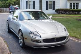 maserati gransport manual 2003 maserati coupe gt 6 speed manual silver red for sale