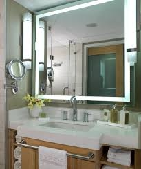 bathroom cabinets lighted bathroom wall mirror bathroom wall