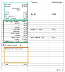 best 25 monthly budget spreadsheet ideas on pinterest budget