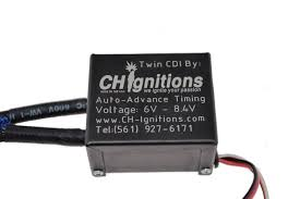 electronic ignition system and ignition components for rc uav use