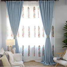 Pink And Teal Curtains Decorating Simple Style Pink Linen Cloth Room Decor Curtains Window Drapes