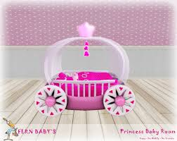 Princes Bed Second Life Marketplace Princess Baby Bed