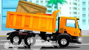 dump truck crane u0026 bulldozer in truck city construction trucks