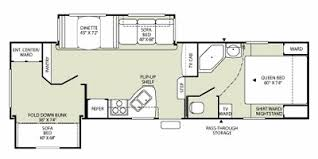 Fleetwood Wilderness Travel Trailer Floor Plans Specs For 2009 Travel Trailer Fleetwood Wilderness Rvs Rvusa Com