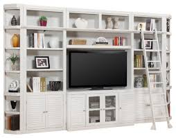 House Bookcase Parker House Boca 32 Inch Bookcase Entertainment Wall Beach