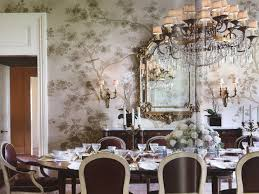 beautiful dining room papel de parede decorating ideas chinoiserie