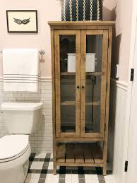 Corner Bathroom Storage Furniture Bathrooms Design Linen Storage Cabinet Narrow Bathroom Cabinet