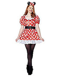 minnie mouse costume minnie mouse dress costume disney spirithalloween