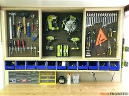 wall mounted tool cabinet tool organizer wall shop wall organizer for hand power tools wall