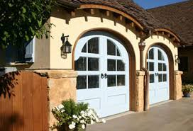 c h i overhead doors model 5432 wood carriage house style garage