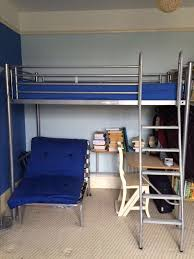 John Lewis Bunk Bed Unit With Attached Desk And Single Sofabed - John lewis bunk bed