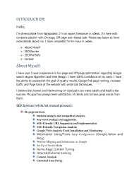 sample proposal for services example seo proposal for client